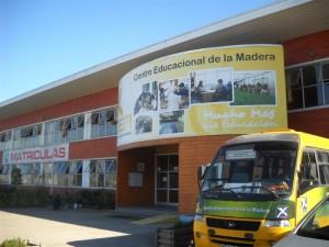 Liceo de la Madera de Coronel